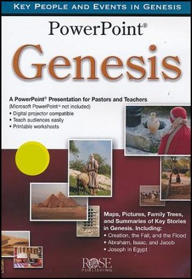 Genesis - PowerPoint   [Download] -