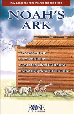 Noah's Ark Pamphlet - 5 Pack  -