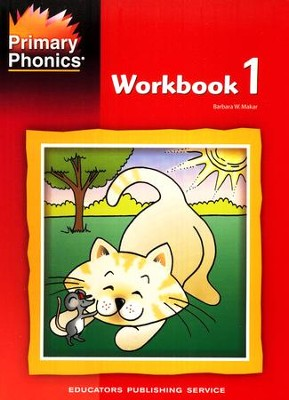 Primary Phonics Workbook 1   -     By: Barbara W. Makar