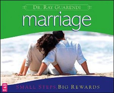 Marriage: Small Steps, Big Rewards, Audio Book on CD    -     By: Ray Guarendi