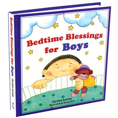 Bedtime Blessings for Boys  -