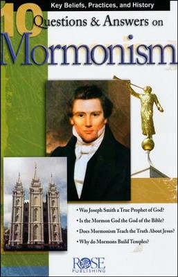10 Questions & Answers on Mormonism Pamphlet - 5 Pack  -