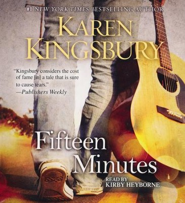 Fifteen Minutes: A Novel Unabridged Audiobook on CD  -     By: Karen Kingsbury
