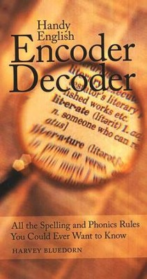 Handy English Encoder Decoder   -     By: Harvey Bluedorn