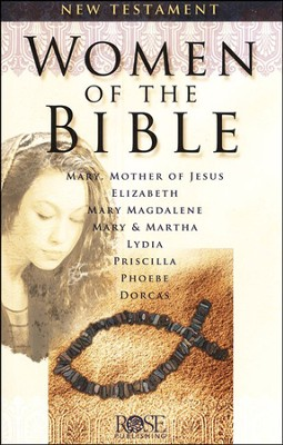 Women of the Bible: New Testament, Pamphlet - 5 Pack   -
