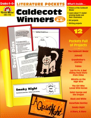 Literature Pockets Caldecott Winners, Grades 4-6   -