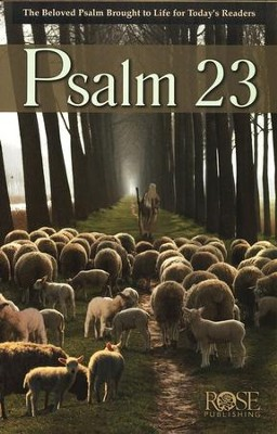 Psalm 23, Pamphlet   -