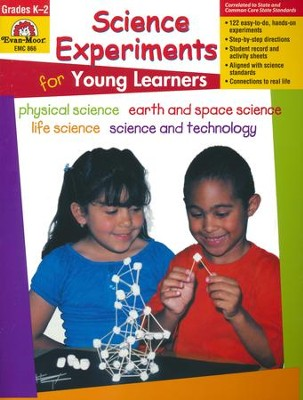 Science Experiments for Young Learners   -