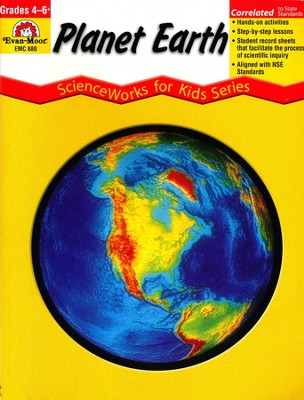 ScienceWorks for Kids: Planet Earth, Grades 4-6   -     By: Homeschool