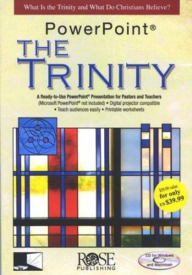 The Trinity: PowerPoint CD-ROM   -