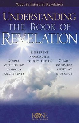 Understanding the Book of Revelation, Pamphlet - 5 Pack   -