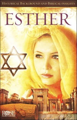 Esther, Pamphlet   -