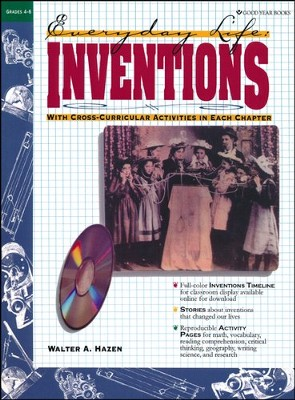Everyday Life Inventions Grades 4-6   -     By: Walter A. Hazen