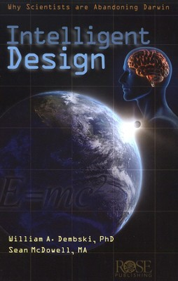 Intelligent Design Pamphlet - 5 Pack  -