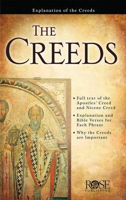 Creeds and Heresies: Then & Now, Pamphlet   -