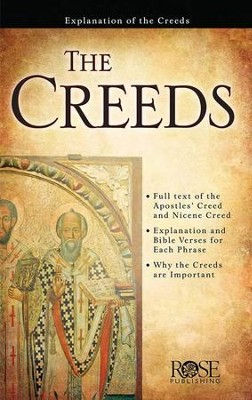 Creeds and Heresies Pamphlet - 5 Pack  -