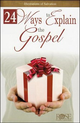 24 Ways to Explain the Gospel Pamphlet - 5 Pack  -