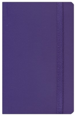Ruled Journal, Grape, Flexicover, Small   -
