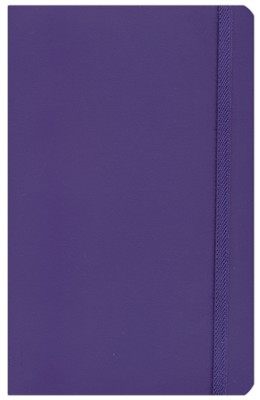 Ecosystem Ruled Journal; Grape, Medium   -