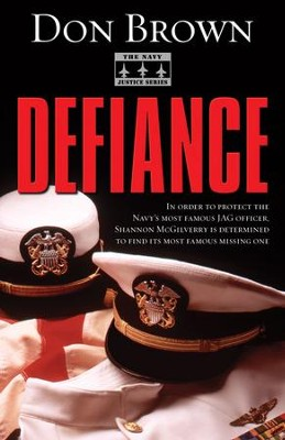 Defiance - eBook  -     By: Don Brown