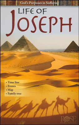 Life of Joseph: God's Power Revealed, Pamphlet  -
