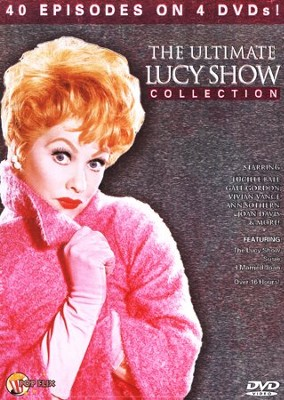 The Ultimate Lucy Show Collection, 4-DVD Set   -