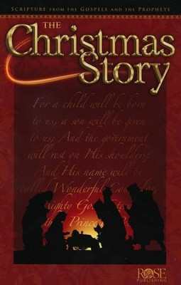 The Christmas Story, Pamphlet   -