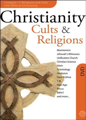 Christianity, Cults & Religions DVD  -