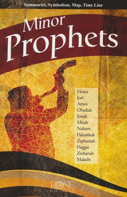 Minor Prophets Pamphlets, 10 Pack  -