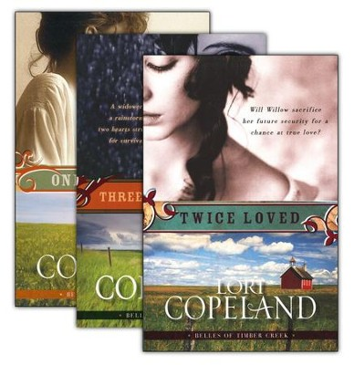 Belles of Timber Lake Series, Volumes 1-3  -