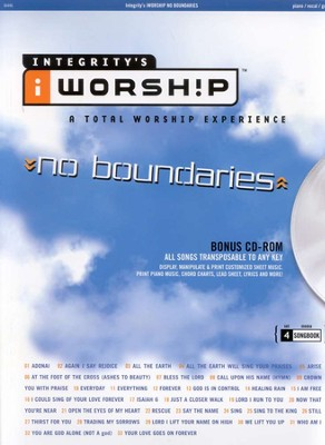 Integrity's iWorship-No Boundaries - Slightly Imperfect  -