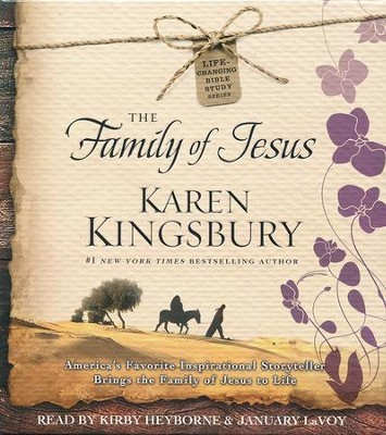 The Heart of the Story: The Family of Jesus, Audio CD   -     By: Karen Kingsbury