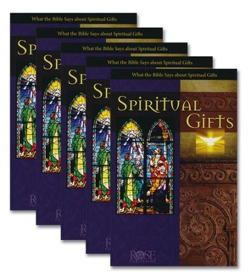 Spiritual Gifts Pamphlet - 5 Pack  -