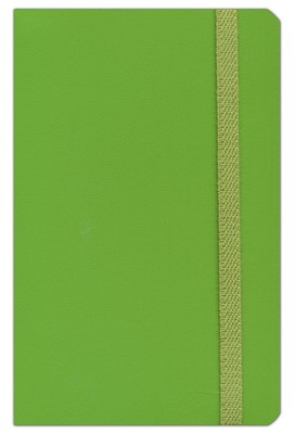 Ecosystem Ruled Journal; Kiwi, Small   -