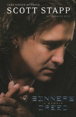 Sinner's Creed  -     By: Scott Stapp, David Ritz