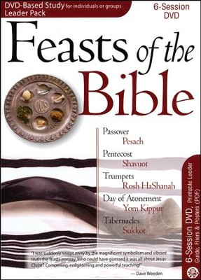 Feasts of the Bible DVD Leader Pack   -     By: Sam Nadler