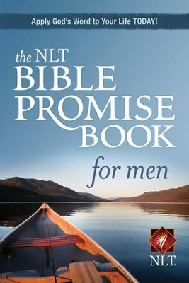 The NLT Bible Promise Book for Men  -     By: Ronald A. Beers, Amy E. Mason