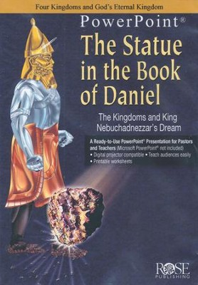 The Statue in the Book of Daniel - PowerPoint CD-ROM   -