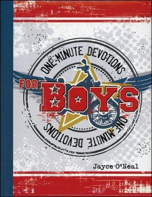 One Minute Devotions for Boys  -     By: Jayce O'Neal