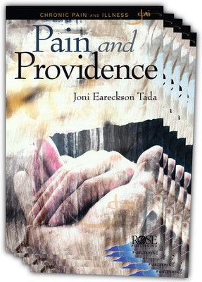 Pain and Providence Pamphlet - 5 Pack  -     By: Joni Eareckson Tada