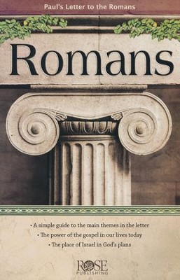 Romans Pamphlet  -