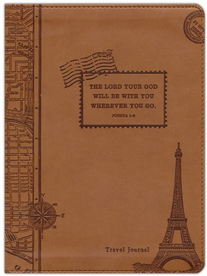 Travel, Deluxe Journal  -