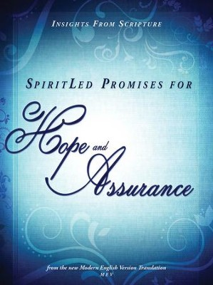 Spirit-Led Promises for Hope and Assurance   -