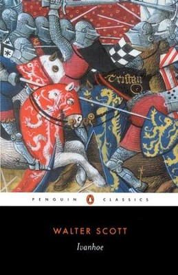 Ivanhoe   -     By: Sir Walter Scott, Graham Tulloch