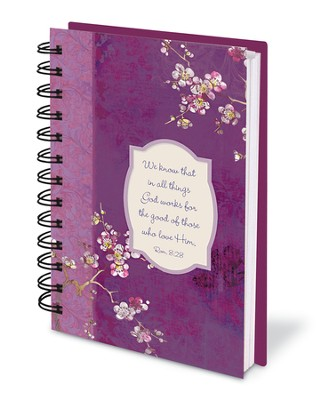 In All Things Spiral Journal  -