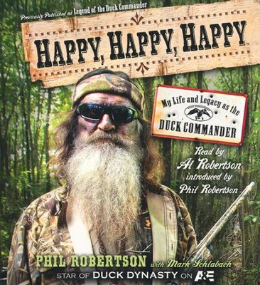 Happy Happy Happy, Audio Book  -