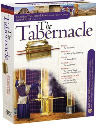 Tabernacle 6-Session DVD Complete Kit  -     By: Shawn Barnard