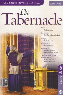 Tabernacle 6-Session DVD Leader Guide  -     By: Shawn Barnard