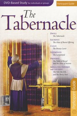 Tabernacle 6-Session DVD Participant Guide  -     By: Shawn Barnard
