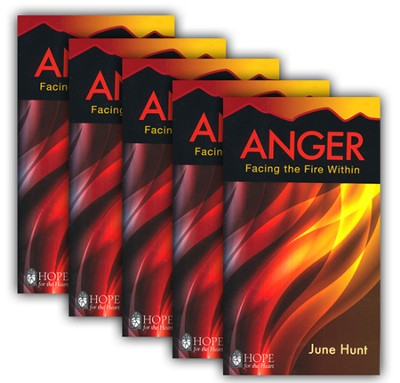 Anger: Facing the Fire Within - 5 Pack   -